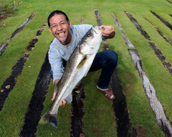 チーム男子野尻湖からの日本海で釣り三昧♪