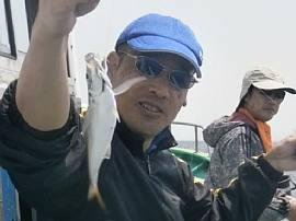 東京湾でアジ釣りしてきました