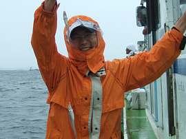 東京湾でシロギス釣り。ハモノ狙いでとんでもない魔物が…