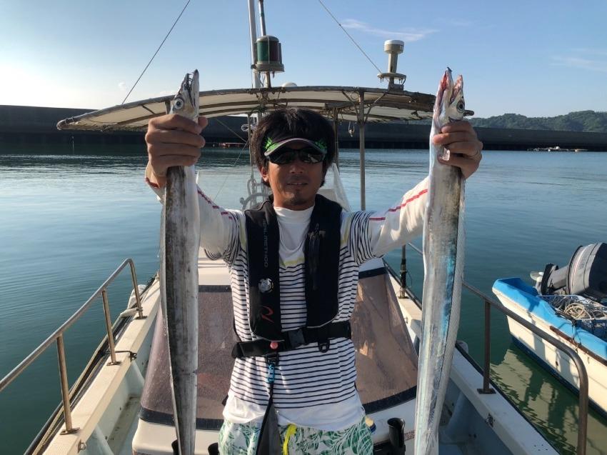 8月17(大潮)サーべリング調査にて!近海!