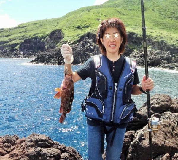 八丈小島 職場のみなさんと無人島へ遊びに行ってきました!
