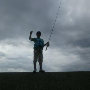 サバがよく釣れました。