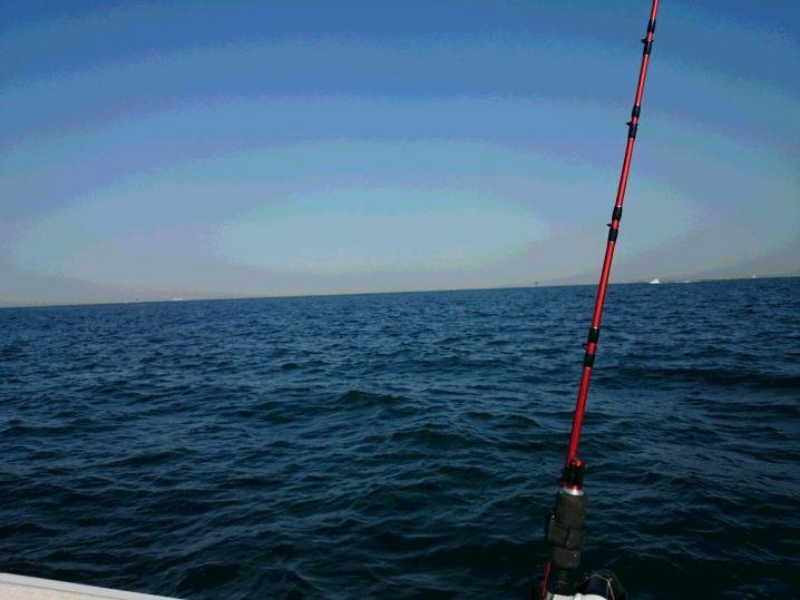 次回の釣航を夢見て帰路