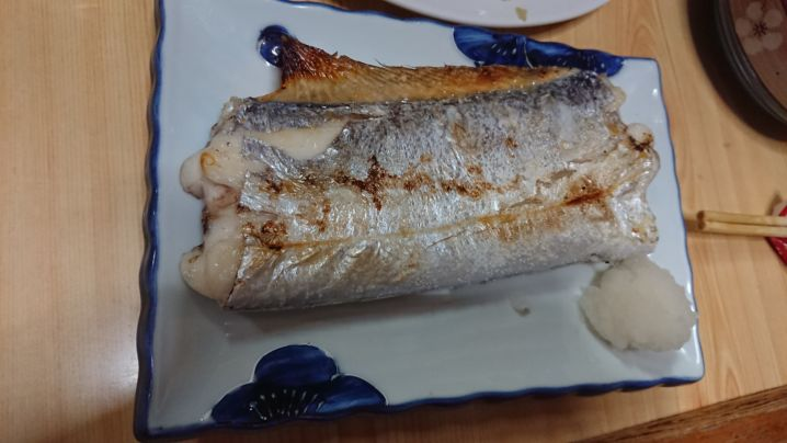 極寒の太刀魚🎣
