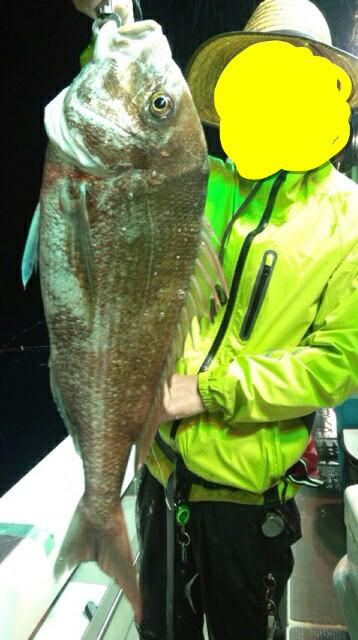 真鯛 65 ,70cm  2匹