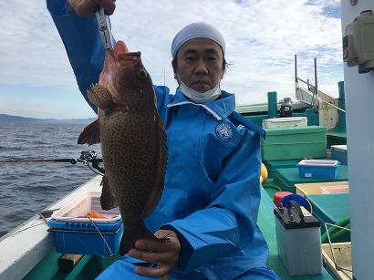 『オキアミ』ワクワク釣り!