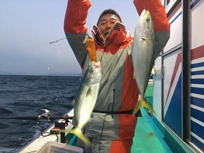 ワクワク釣り!