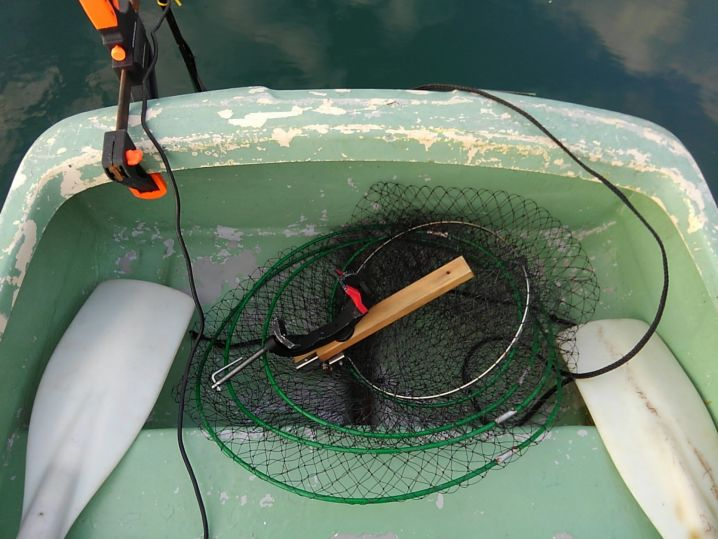 先々週の海に落っことし、先週に海から釣り上げ、今週に使っていない…