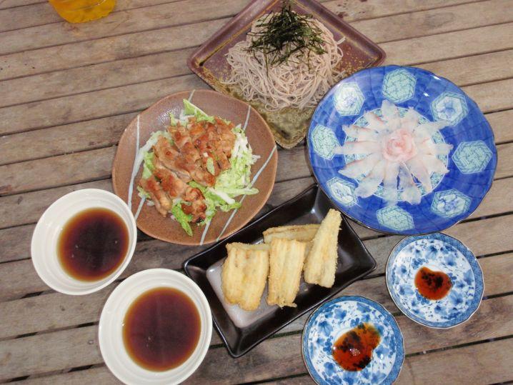 釣った魚は美味しく頂きましたよ〜!!(^O^)/