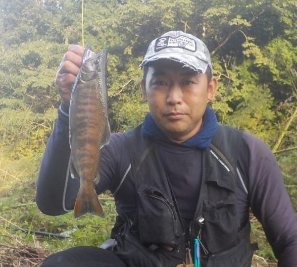 10月最初は富士川水系へ行って来ました。