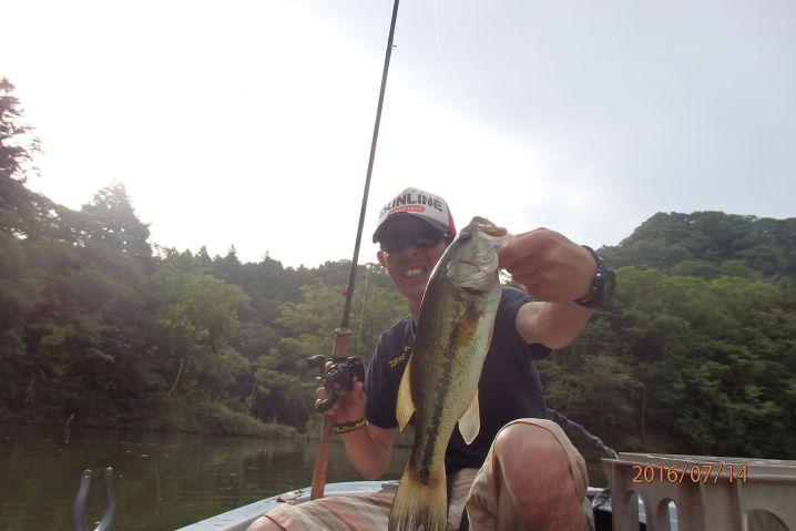 2日半釣行