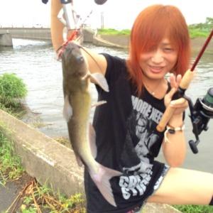 おっきいの釣りたくて♪( ´▽`)