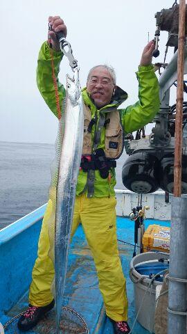 初太刀魚126cm
