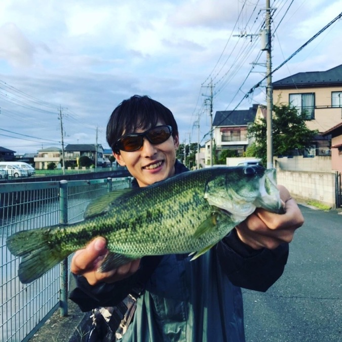 千葉県 バス釣りとヘラブナ釣り!