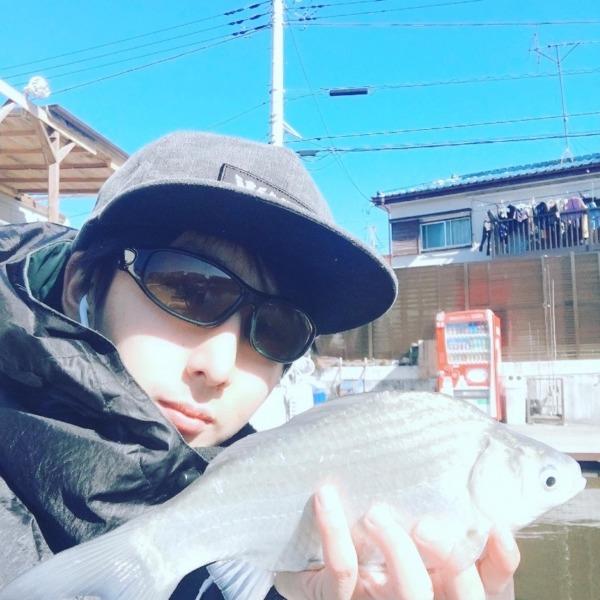 厳寒期のヘラブナ釣りin釣り堀底釣り編