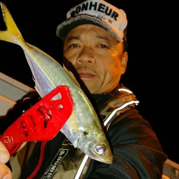 徹夜の釣行No.2…アジング👍