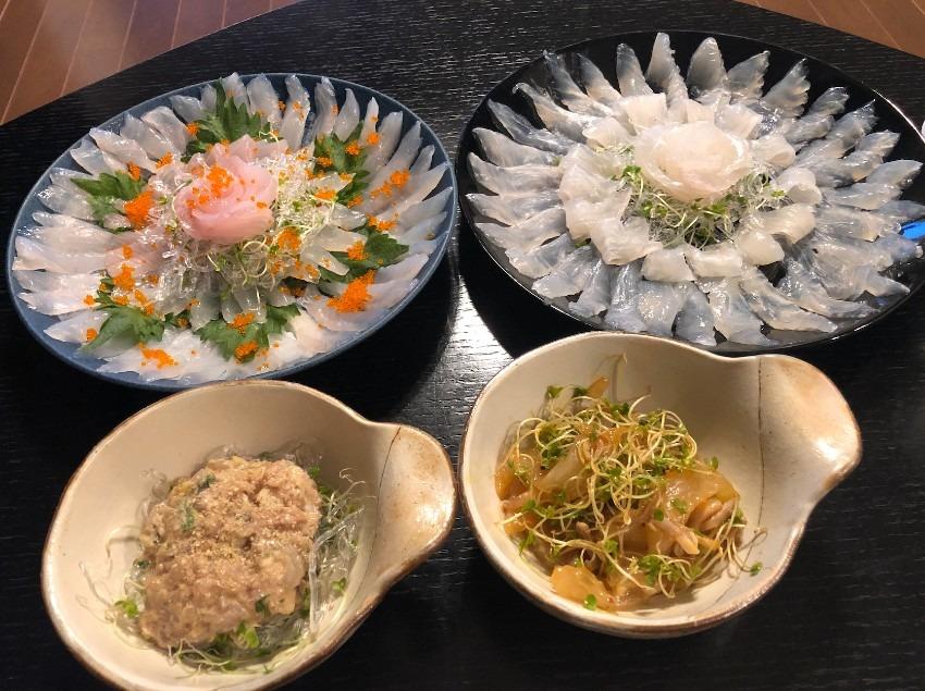 千葉の館山、松栄丸さんへ メイチダイって科学臭がしませんか?