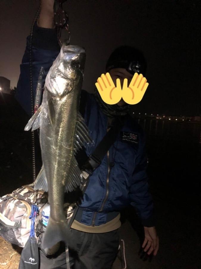 シーバスナイトゲームin武庫川