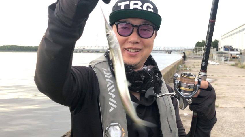 2020年東京湾奥サヨリ開幕!!
